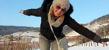 Schnee-Spaß im Ahrtal