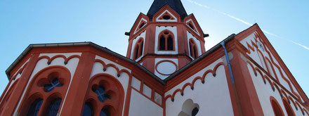 Kirche in Heimersheim von 1222