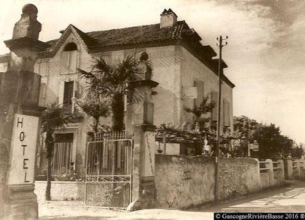 Epicerie Hôtel Restaurant Dugers Préchac sur  Adour