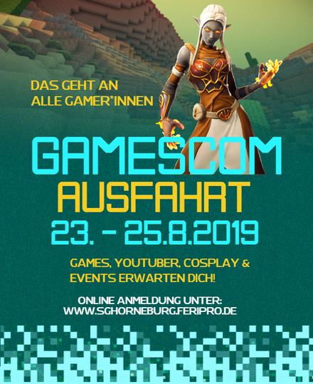 Gamescom Zelten