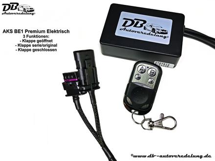 Auspuff Klappensteuerung BE1 PREMIUM Elektrisch für BMW