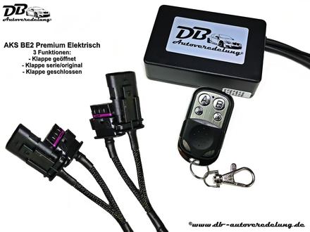 Auspuff Klappensteuerung BE2 PREMIUM Elektrisch für BMW