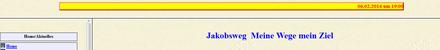 www.meinejakobswege.de