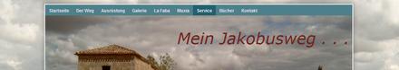 www.mein-Jakobusweg.de