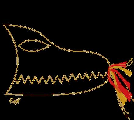 D.I.Y., Drachen-Laterne, Drachen-Laterne selbst machen, Laterne aus chinesischen Glücksdrachen, Drachen-Laterne St. Michaeli, St. Michaeli Fest, Laterne basteln, Anleitung, besondere Laterne, zwei Kerzen, zwei Körper, Drachentanz