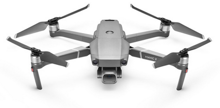 Drones para perscar - DJI Mavic 2 pro