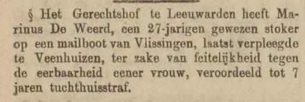 Dagblad van Zuidholland en 's Gravenhage 15-09-1885