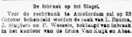 De Telegraaf 06-10-1900