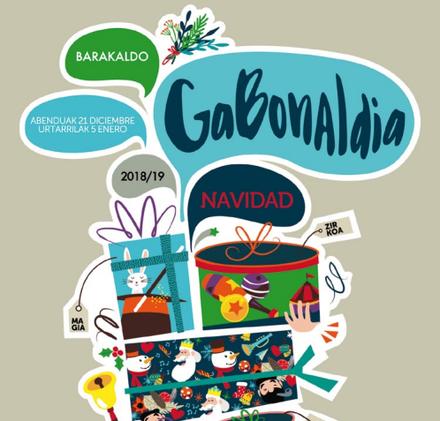 El Olentzero en Barakaldo: horario y recorrido