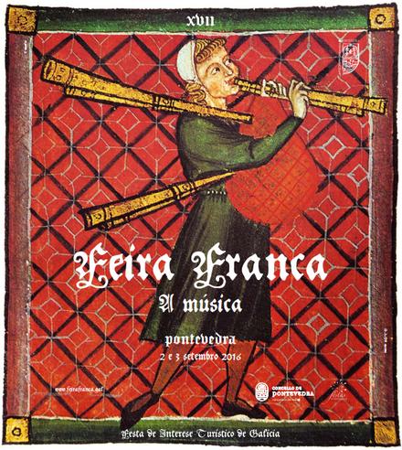 Feira Franca de Pontevedra 2016 Programa