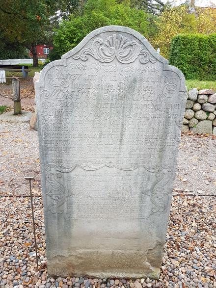 Friedhof auf Amrum