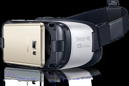Samsung Gear VR mit Samsung Galaxy S6 von Oculus