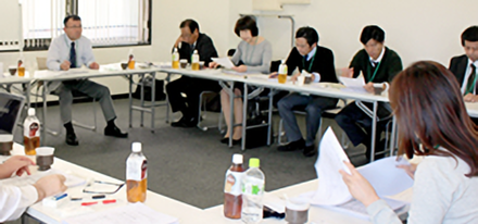 東京データキャリ・調査員・スタッフ研修教育制度
