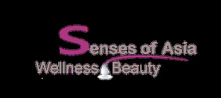 Senses of Asia Wellness & Beauty Logo