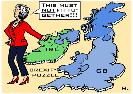 """""""The Brexit deal problem"""", by Rachel Gold, Feb 10th, 2019"""