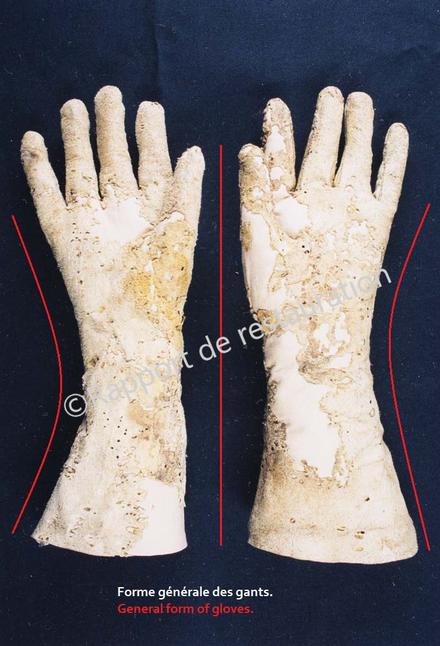 Fig. 18 - Forme générale. © Rapport de restauration