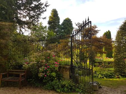 Potager du Parc floral de Digeon - Parcs et Jardins de Picardie