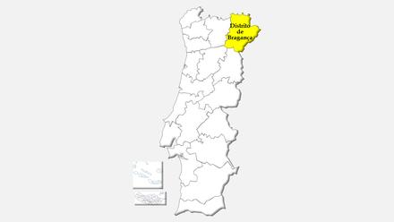Distrito de Bragança