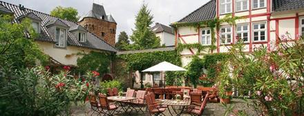 Hotel Rodderhof in Ahrweiler