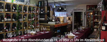 Selten werden auch die Weinproben im Ahrtal in den Abendstunden angeboten. Buchen Sie hier eine der wenigen Möglichkeiten, um eine Weinprobe an der Ahr zu machen.