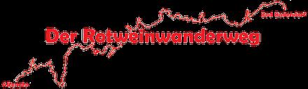 Die umfangreiche Darstellung vom Rotweinwanderweg erfolgt über die Internetseite www.der-rotweinwanderweg.de