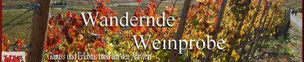 Wandernde Weinprobe im Ahrtal
