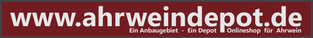 Ahrwein Probierausschank im Ahrweindepot am Ahrweiler Marktplatz