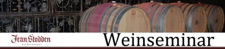 Weinprobenseminar im Weingut Jean Stodden