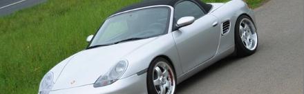 Porsche Cabrio im Ahrtal sehr günstig mieten. Ein sportliches Fahrvergnügen bei offenem Dach.