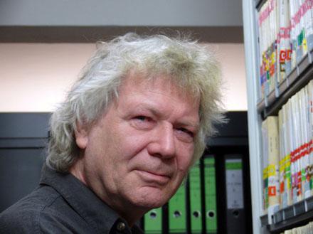 Zu Gast beim FÖRDERVEREIN LIBERALE SYNAGOGE: Ernst Klee