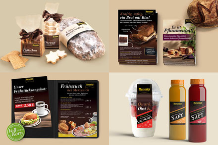 Merzenich Packaging Design