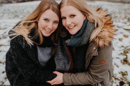Freundschaftsshooting im Allgäu - Allgäufotografin