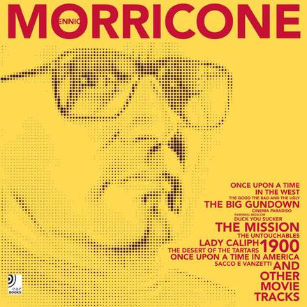 Buchcover Ennio Morricone