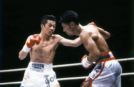 歴代ボクシング世界チャンピオン日本人