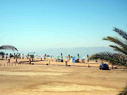 Strand von Aqaba