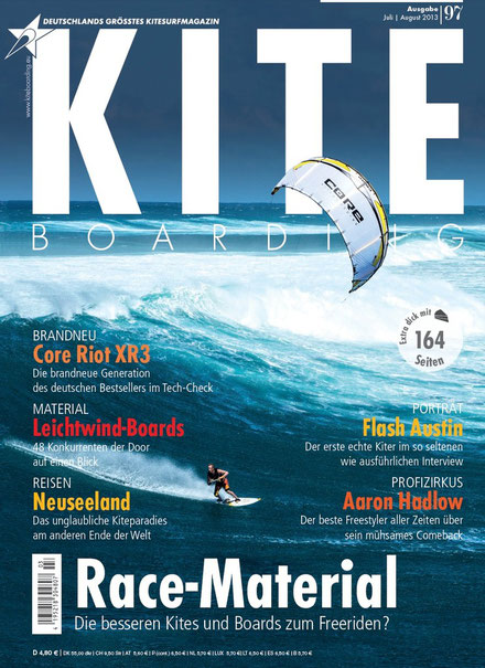 Kiteboarding.de #97 Cover