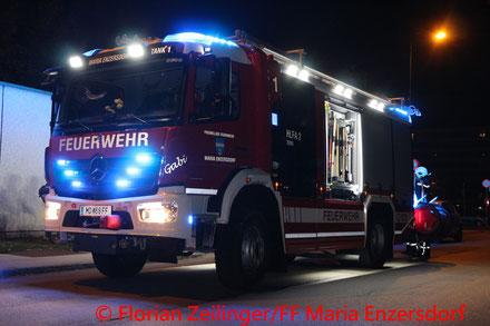 © Freiwillige Feuerwehr Maria Enzersdorf/Michelle Schallagruber