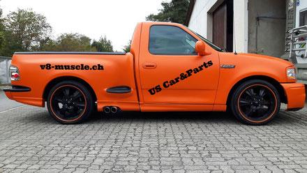 2003 Ford F150  SVT Lightning