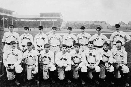 Cleveland Spiders 1892