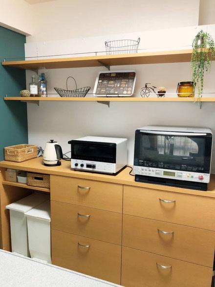 カップボード オーダー家具 キッチン収納