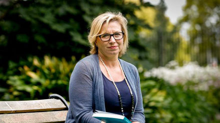 Rosie Batty. Photo by Eddie Jim as published by the Sydney Morning Herald.