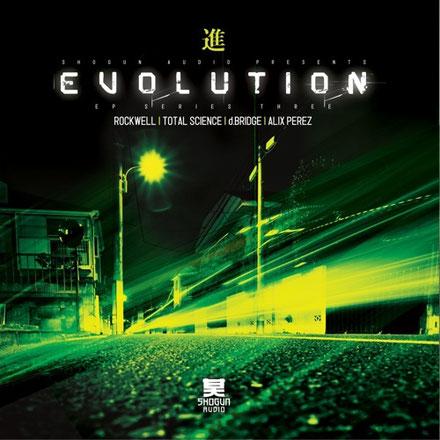 Evolution 3 EP