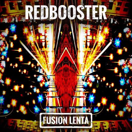 Portada álbum Fusión Lenta de Red booster