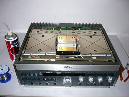 Revox B780 FM Receiver