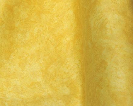 Baumwolldruck, gelb marmoriert