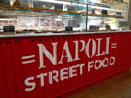 Napoli Street Food - Dante Harker