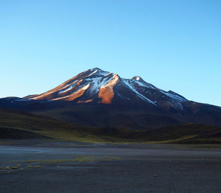 Sunrise in the Atacama - Dante Harker