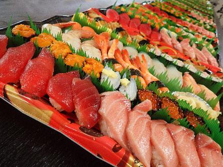 年末年始 営業 江東区 宅配寿司