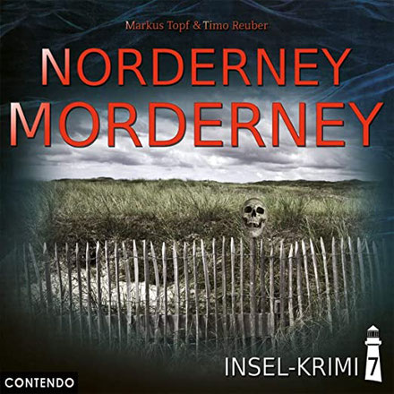 CD-Cover Norderney Morderney
