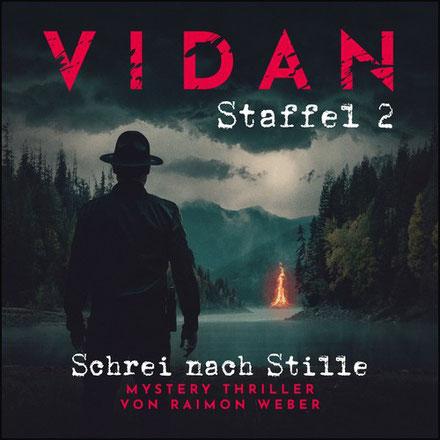 CD-Cover VIDAN - Staffel 2